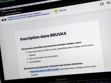 En un jour, 13.700 Bruxellois se sont inscrits sur la plate-forme Bru-Vax