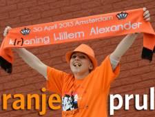 Oranjeprul van de dag: de Máxima-vlag