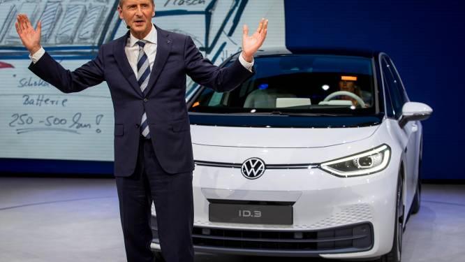 Volkswagen wil net zo snel auto's produceren als Tesla en bouwt complete fabriek om