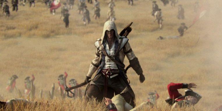 Assassin's Creed III Beeld