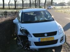 Vrouw gewond bij ongeval Olst