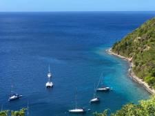 Kamper zeilgezin op koers in Caraïben: 'We zijn in het paradijs beland, ondanks corona'