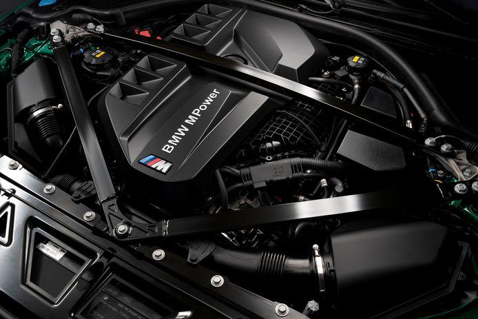 De motor van de M3 en M4