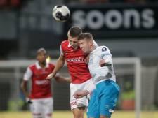 Jong PSV geeft de zege weer in de slotfase weg