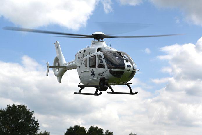 Stockfoto helikopter.