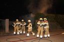 Er was de laatste tijd vaker brand op het Drunense industrieterrein.