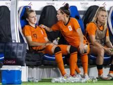 Miedema na drama tegen Amerika: 'Ik voelde me geweldig en had de penalty van Lieke moeten opeisen'