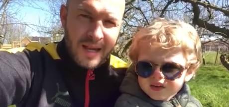 """Acteurs van 'Zie mij graag' sturen videoboodschap naar verzorgers van AZ Sint-Jan in Brugge: """"Applaus is voor jullie"""""""