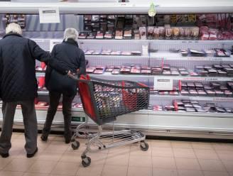 Lege rekken mogelijk bij Delhaize na brand bij vleesverwerkingsbedrijf in Gentse haven