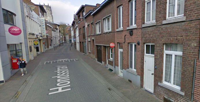 De Hondsstraat in Tongeren zal gedeeltelijk afgesloten worden voor verkeer door werkzaamheden.