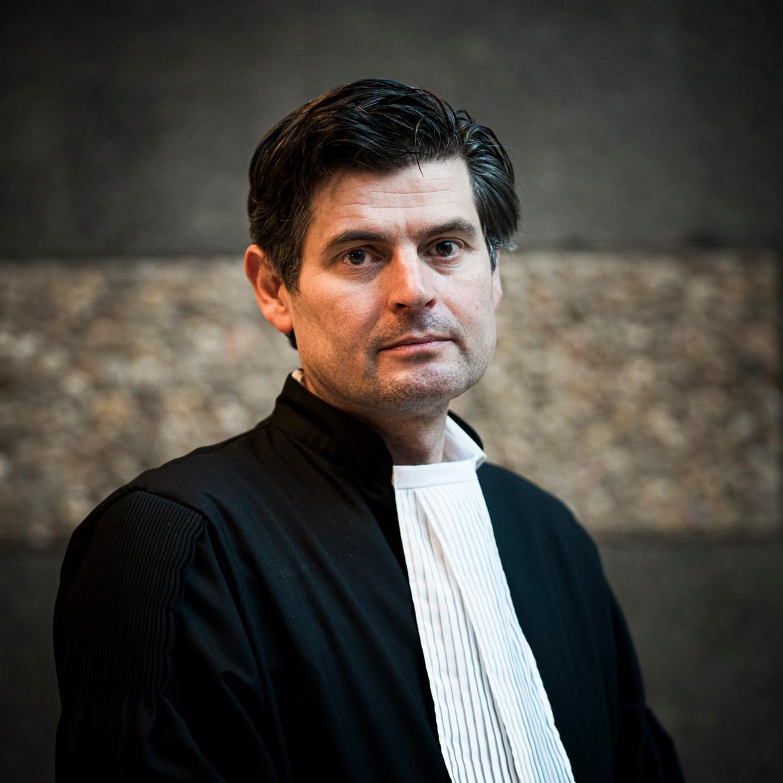 Advocaat Roger Cox.  Beeld Freek van den Bergh / de Volkskrant