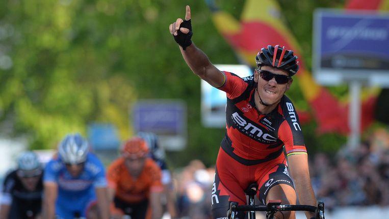 Philippe Gilbert was vorig jaar de beste en is ook dit jaar de grote favoriet. Beeld BELGA