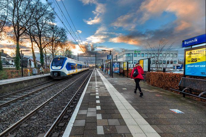 Station Bunnik.