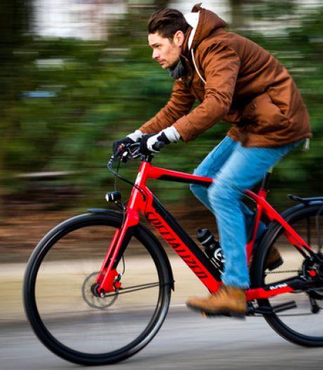 Klaar voor fiets met een motortje?