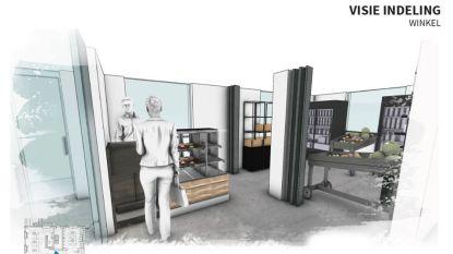 De Bampoele krijgt buurtwinkel, bar en ontmoetingsruimte