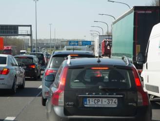 Zeer druk verkeer richting kust na reeks ongevallen
