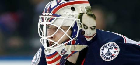 NHL-keeper Kivlenieks (24) komt om door vuurwerkongeluk