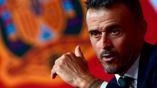 Luis Enrique wil werk van Lopetegui bij Spaanse nationale voetbalploeg verderzetten