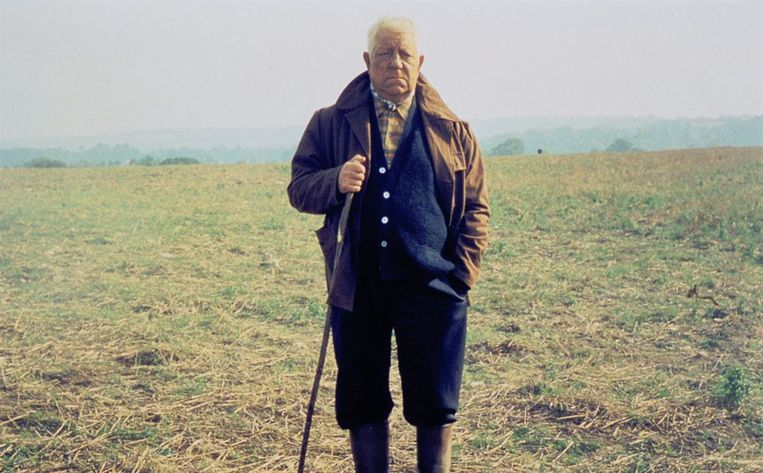 Jean Gabin in La horse. Beeld