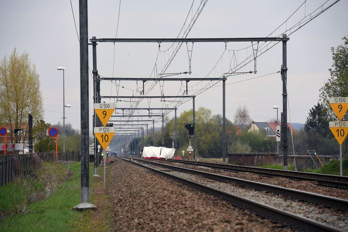 Treinverkeer tussen Leuven en Aarschot onderbroken