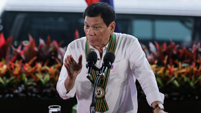 President Duterte.