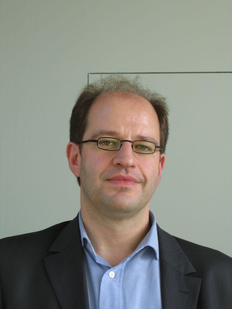 Marc Hooghe. Beeld RV