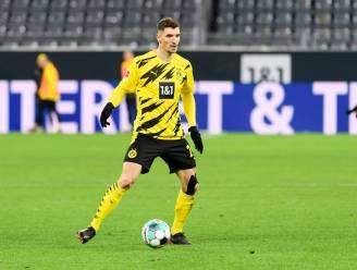 Moet Meunier zich zorgen maken over toekomst bij Dortmund?