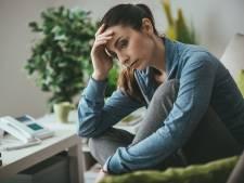 Een burn-out én een depressie: 'Gek genoeg was ik opgelucht: ik stelde me dus niet aan'