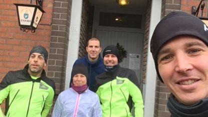 X-Mas Trails: trail run, gezinswandeling, recreatieve mountainbiketocht en avondlijke fietsrit voor het goede doel