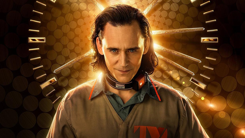 Tom Hiddleston in 'Loki'. Beeld TMDB