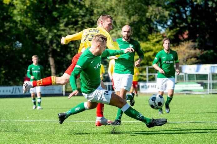 Apeldornse Boys en Groen Wit'62 staan na de zomer weer tegenover elkaar in de vierde klasse F, ofwel de Apeldoornse Bundesliga.
