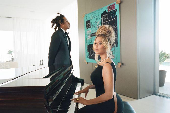 """Beyoncé et Jay-Z pour la nouvelle campagne """"ABOUT LOVE"""" de Tiffany & Co."""