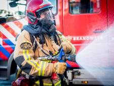 Brand bij flatwoning Morgensterlaan Groningen