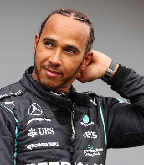 Lewis Hamilton décroche la 99e pole position de sa carrière à Imola