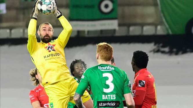 """Sébastien Bruzzese (Cercle Brugge) kon zich in beker nog eens tonen: """"Maar mijn rol blijft dezelfde"""""""