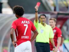AZ twee duels zonder geschorste aanvaller Stengs