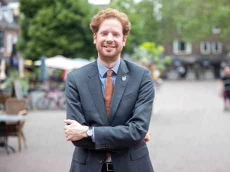 Floor Vermeulen, een leergierige burgemeester van Wageningen