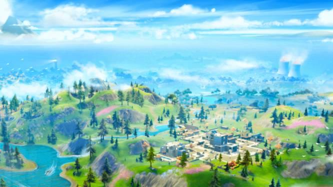 Fortnite weer speelbaar: zwart gat sluit zich, nieuwe wereld beschikbaar