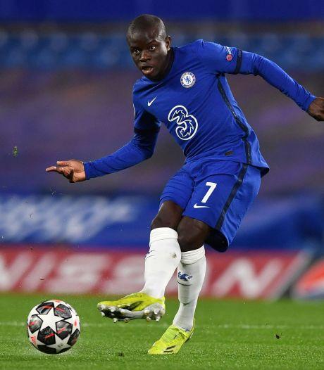Chelsea neemt Kanté mee naar Sevilla voor eerste duel met FC Porto