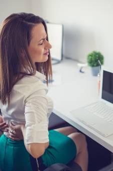 Retour au bureau: voici comment se débarrasser des douleurs de dos et au cou