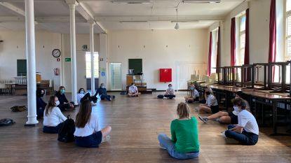 Geen tweede eerste schooldag voor zesdes in Sint-Pietersinstituut, wél een ontmoetingsnamiddag