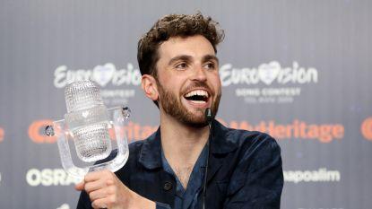 Duncan Laurence verovert na het Songfestival nu ook de hitlijsten