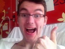Les miracles existent: l'ado en phase terminale est sorti de l'hôpital