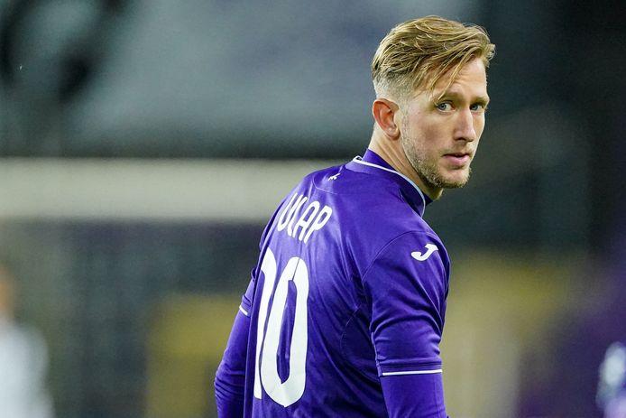 Michel Vlap wordt momentaal uitgeleend door Anderlecht aan Arminia Bielefeld.