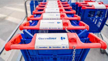 Na staking bij Delhaize: tiental Carrefour-winkels dicht door spontane stakingsactie