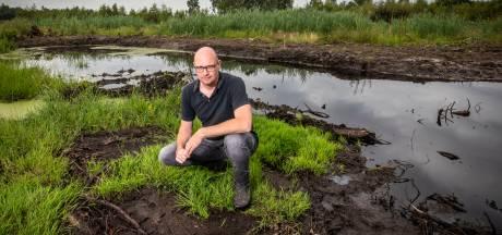 Gedumpt afval Aamsveen opgeruimd, natuurherstel van start: 'Doen we niets, dan is alles straks bos'