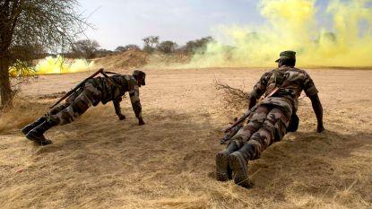 Achttien IS-jihadisten gedood in Niger