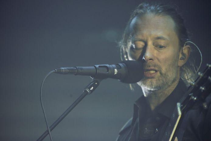 Thom Yorke van Radiohead steunt de petitie.