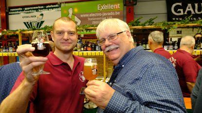Fred komt al 7 jaar vanuit Los Angeles naar Essen voor kerstbierfestival