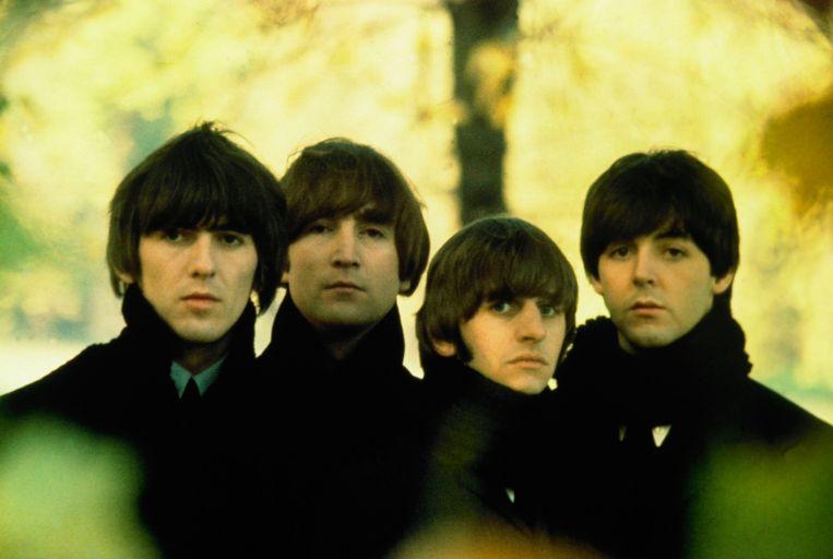 The Beatles in 1964 Beeld Brunopress